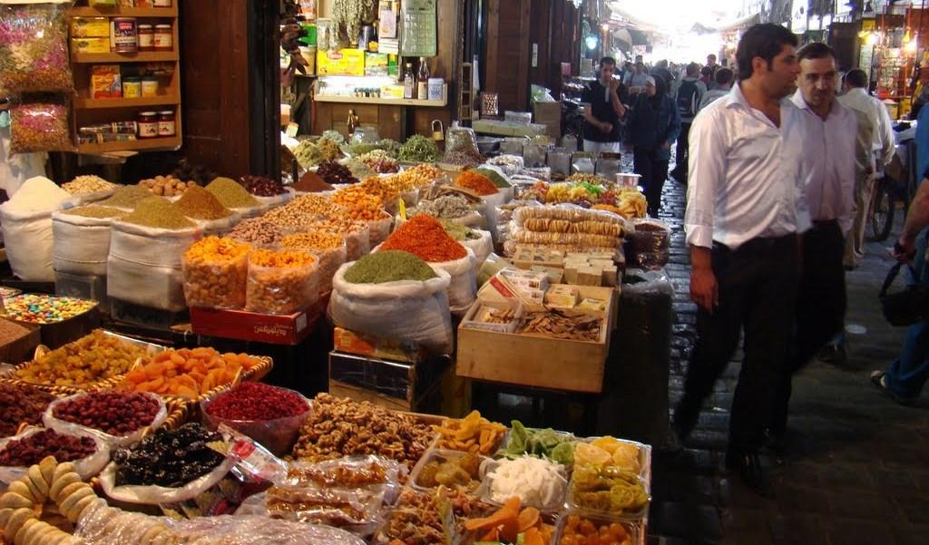 Mercado Souk Al- Bzourieh: un excelente amigo del Medio Ambiente