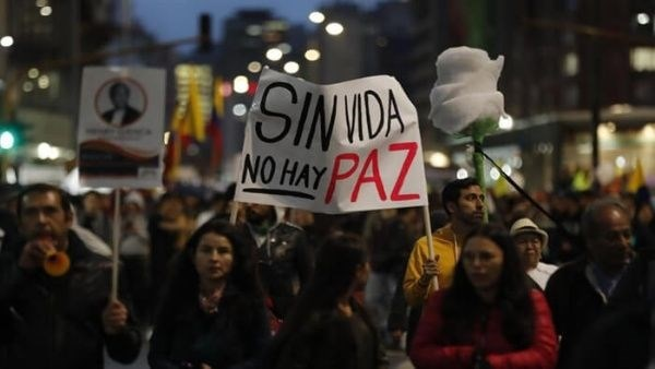 ONU: 86 defensores de DD.HH. asesinados en Colombia durante 2019
