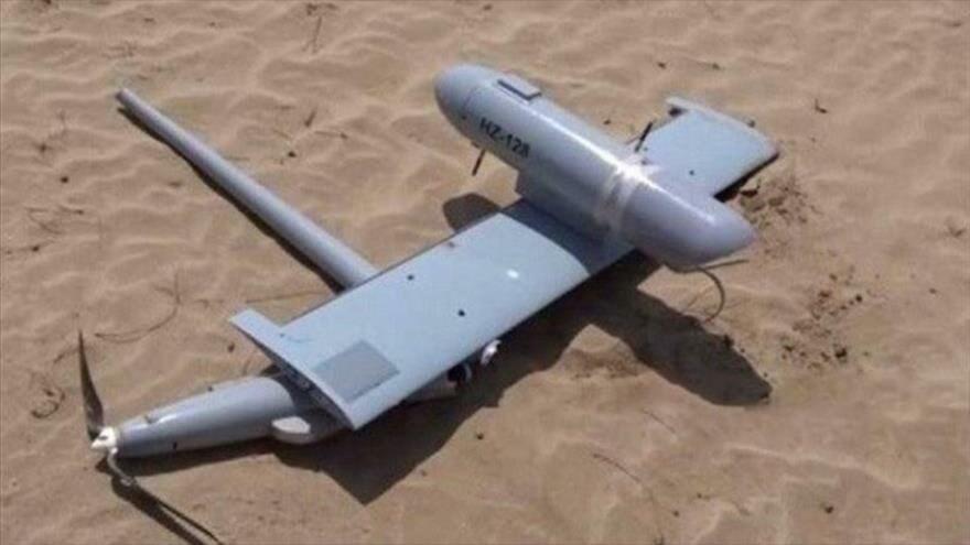 Fuerzas yemenitas derriban otro dron espía saudita en Jizan