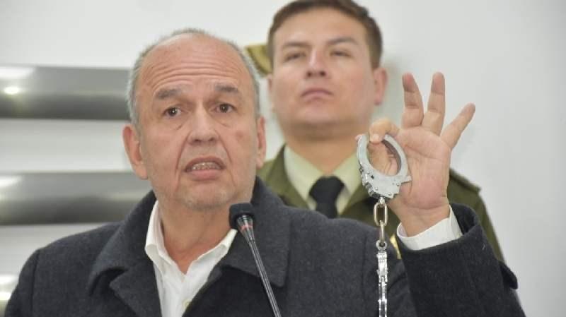 Arturo Murillo, la eminencia gris de los golpistas en Bolivia | Al Mayadeen Español