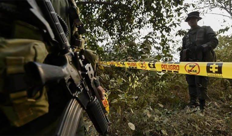 Asesinan a dos excombatientes de las FARC en el centro de Colombia.