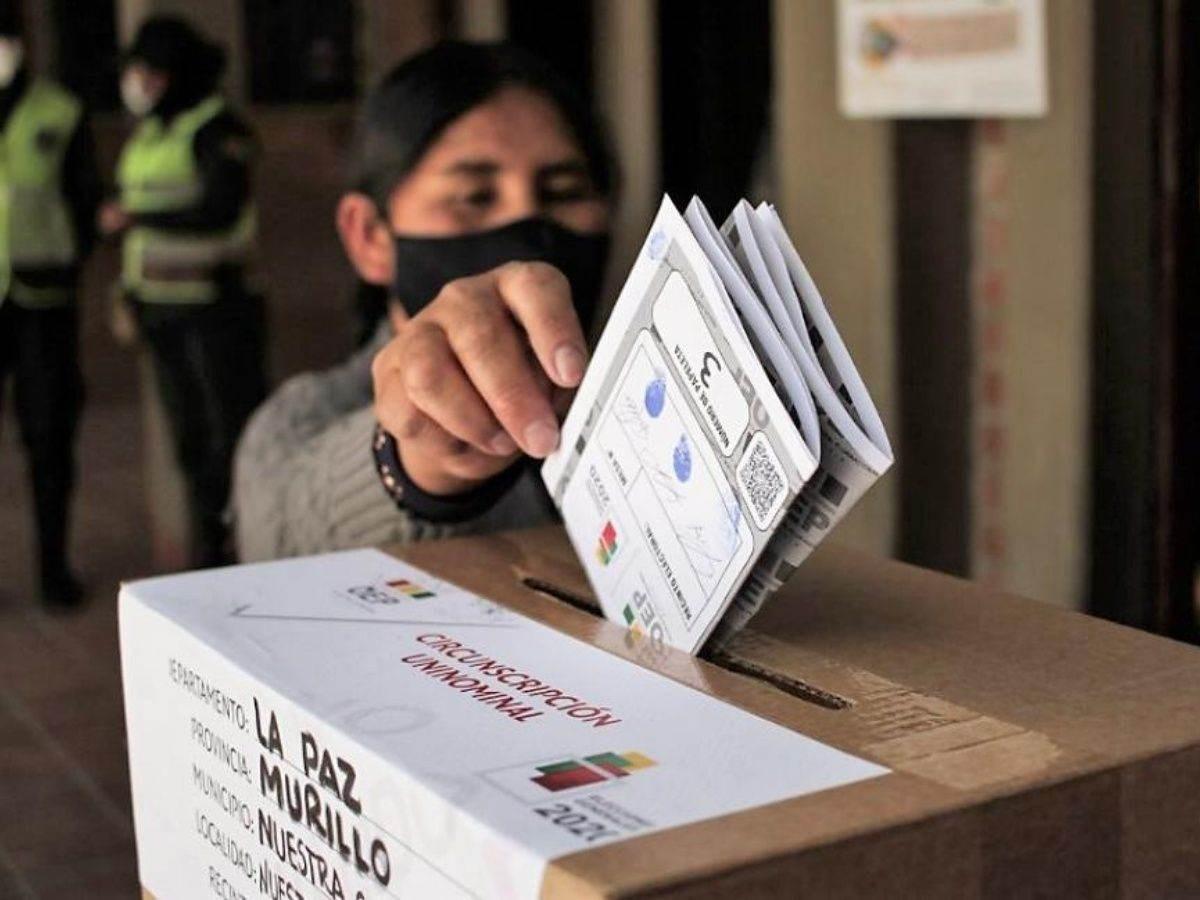 Análisis sobre las elecciones del 18 de octubre en Bolivia.
