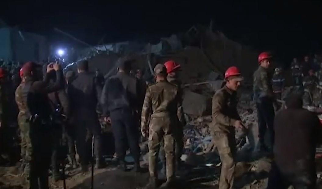 Ataque con misiles de Armenia deja 12 civiles muertos y 40 heridos, según autoridades de Azerbaiyán.