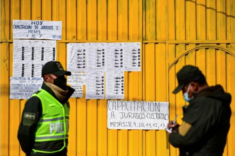 América Latina en el espejo de Bolivia