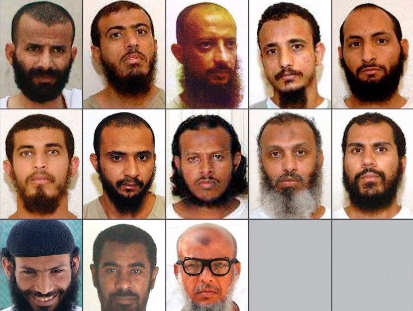 Prisioneros yemenitas han sido transferidos por EE.UU. de la cárcel de Guantánamo a Emiratos Árabes Unidos.