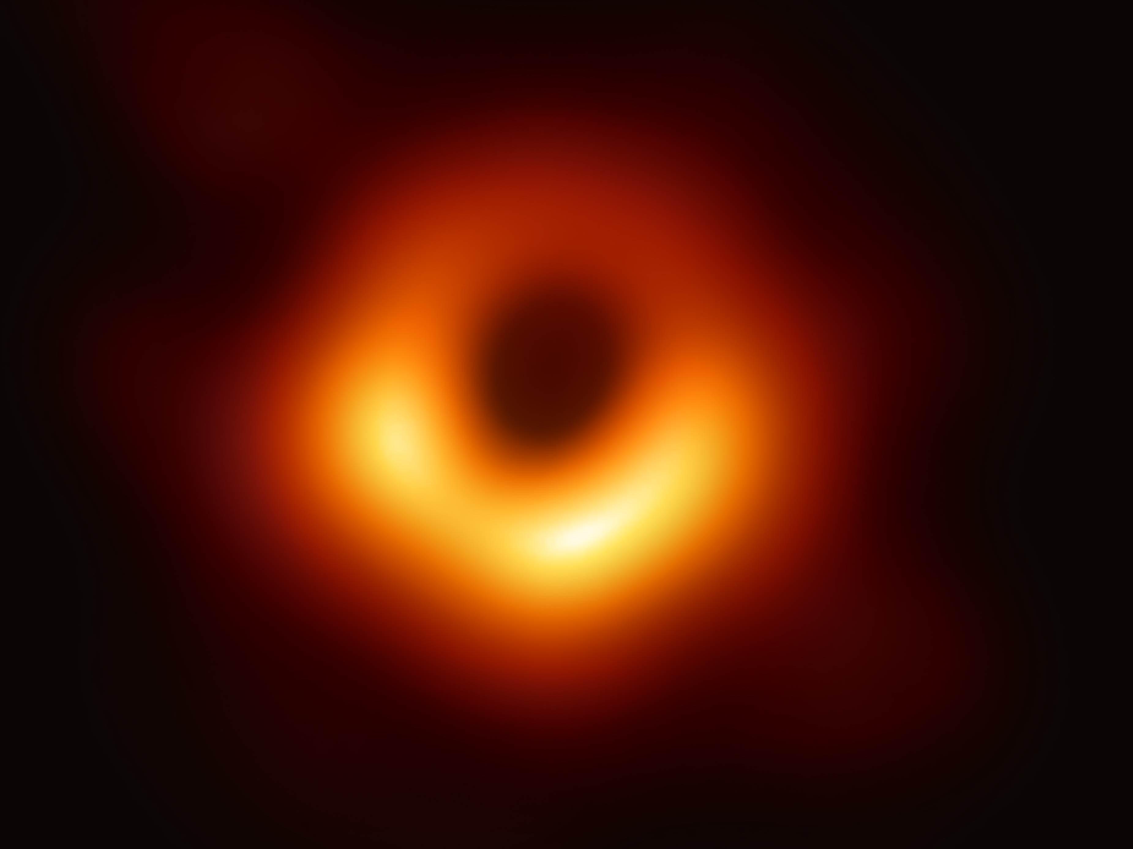 El agujero negro más próximo a la Tierra