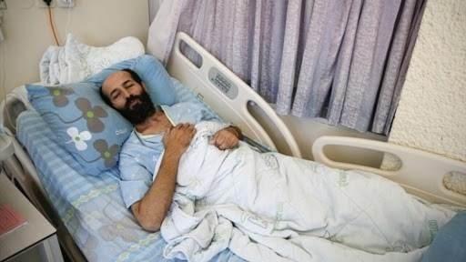 Mensaje del prisionero Maher Al-Akhras en riesgo de muerte según confirman médicos