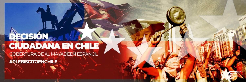 Chile vota para elegir cambiar o no la Constitución
