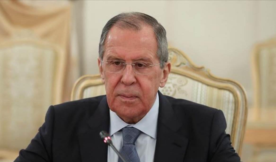 El canciller ruso, Serguei Lavrov.