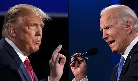 Prosiguen las acusaciones mutuas entre Trump y Biden de cara a las elecciones de EE.UU.