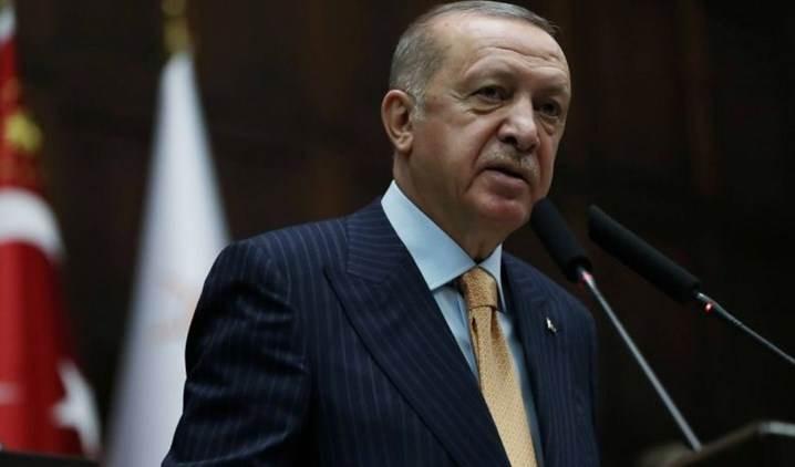 Turquía tiene derecho a tomar nuevas medidas en Siria, según Erdogan