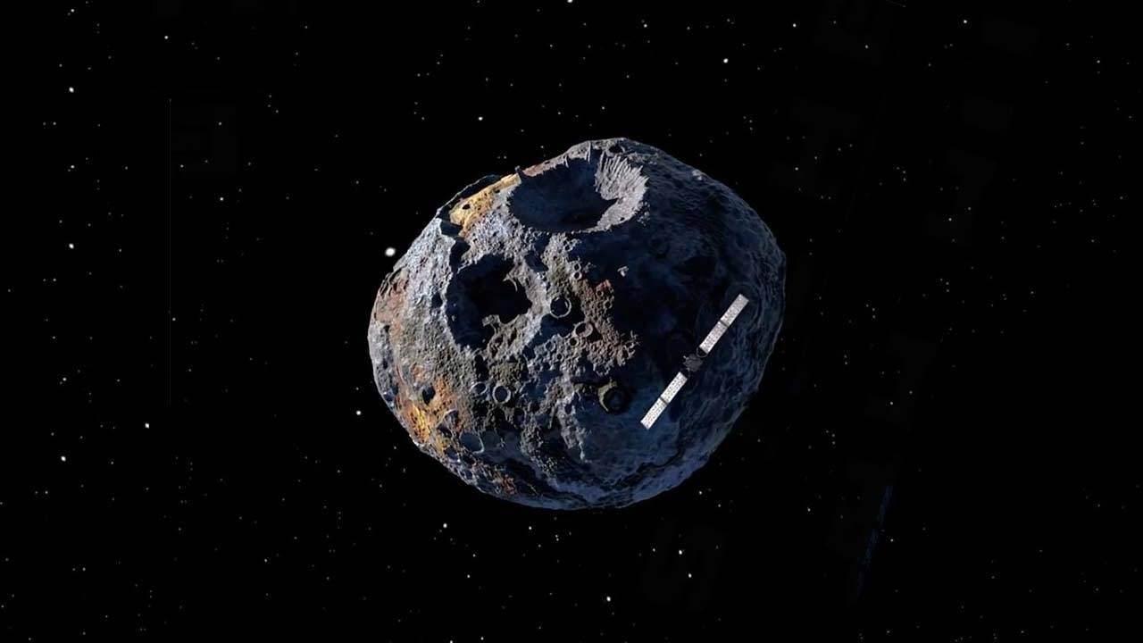 El asteroide con un valor de 10.000.000.000.000.000.000 dólares para la NASA