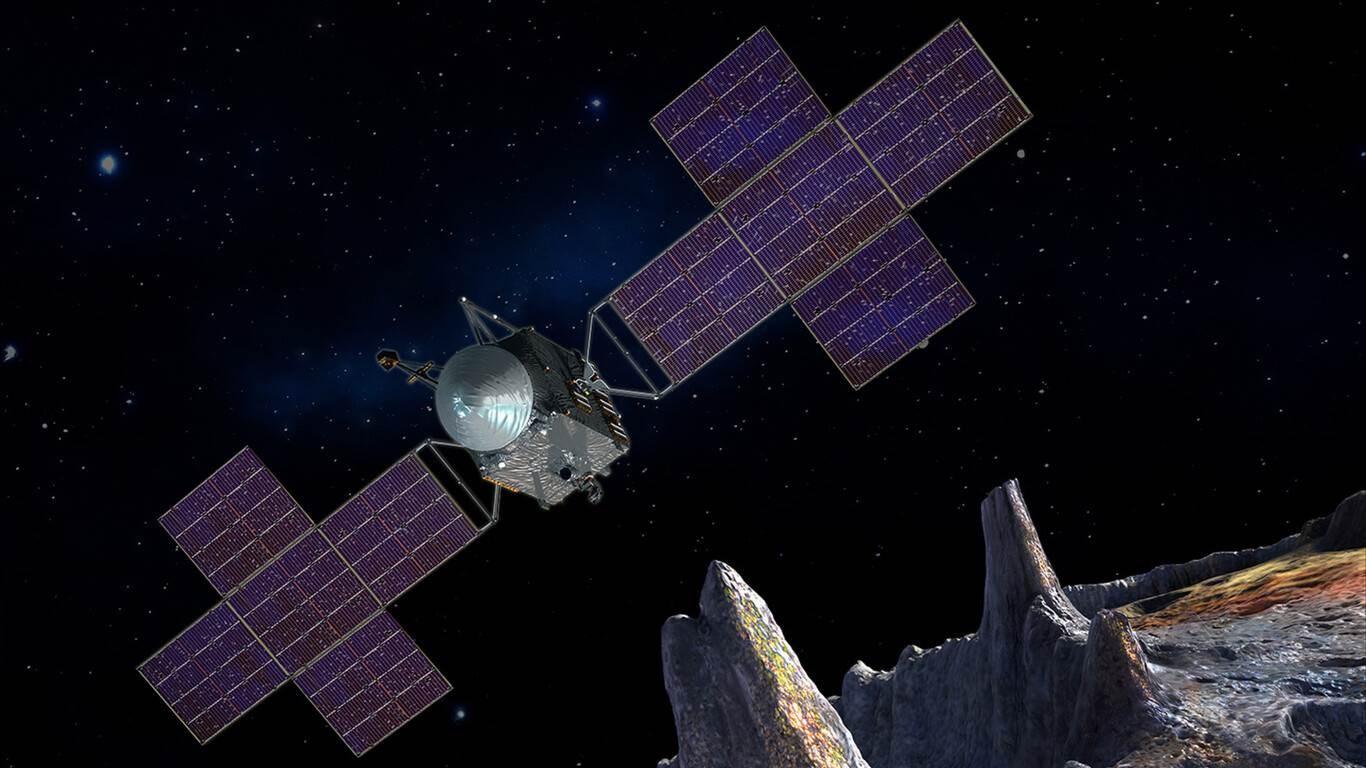 El asteroide con un valor de 10.000.000.000.000.000.000 dólares para la NASA (Foto: Xataka)