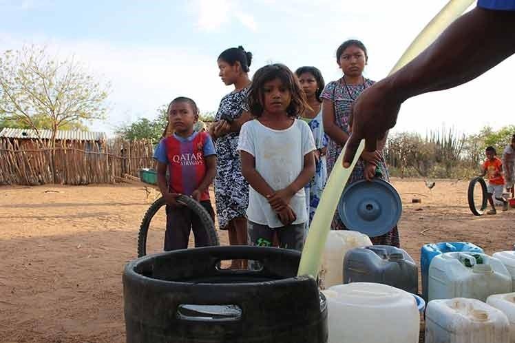 Los niños indígenas wayuu y su desalentador futuro