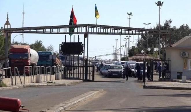 Abren frontera libio-tunecina tras cierre de siete meses.