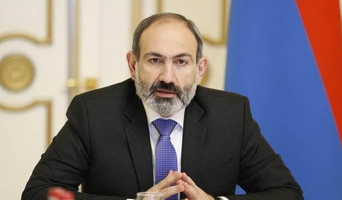 El primer ministro armenio, Nikol Pashinyan.