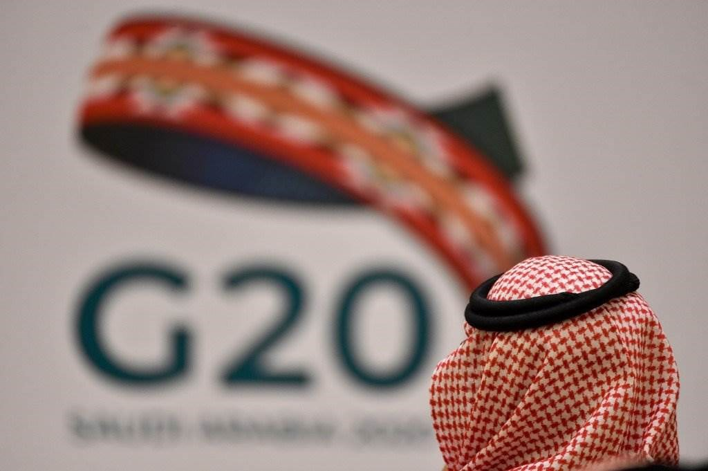 Cumbre del G20 en Arabia Saudita, que nunca debió ser (Foto: AFP)