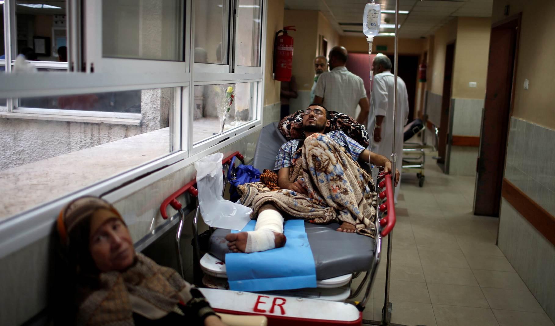 Ocupación israelí impide ingreso de fármacos y equipos médicos a Gaza.