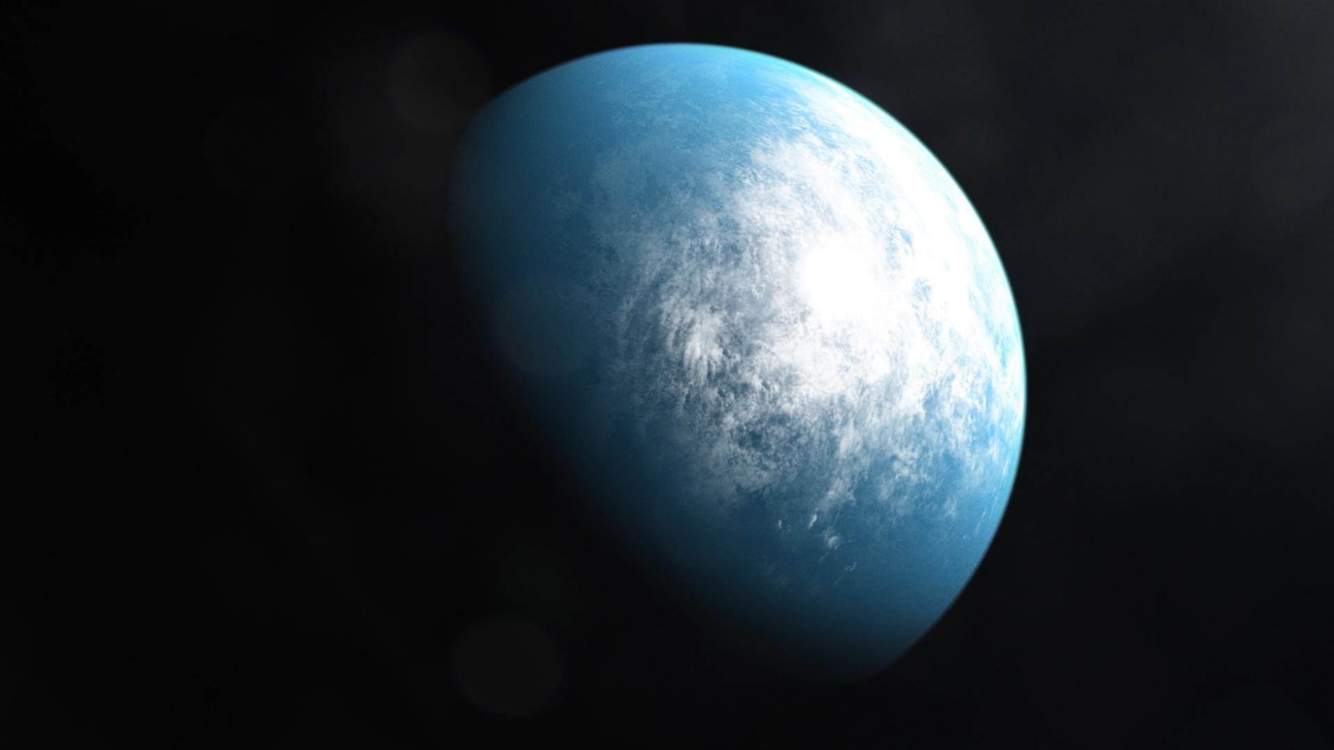 TOI-700d, un nuevo planeta Tierra (Foto: Ilustración)