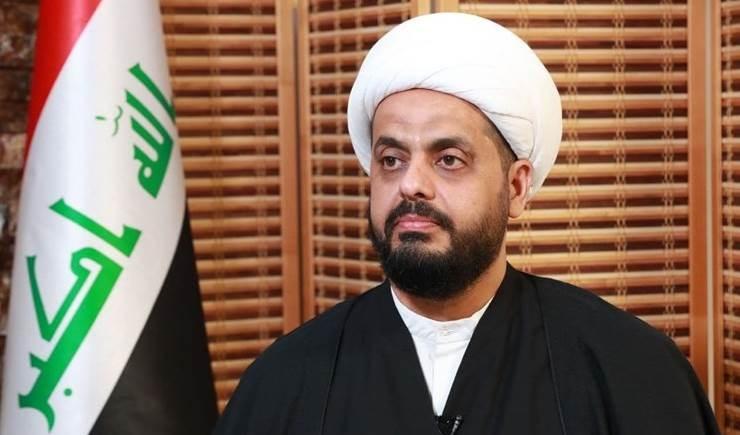 Khazali: la tregua con los estadounidenses terminó