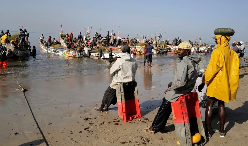 Medio millar de personas contagiadas en Senegal con enfermedad desconocida