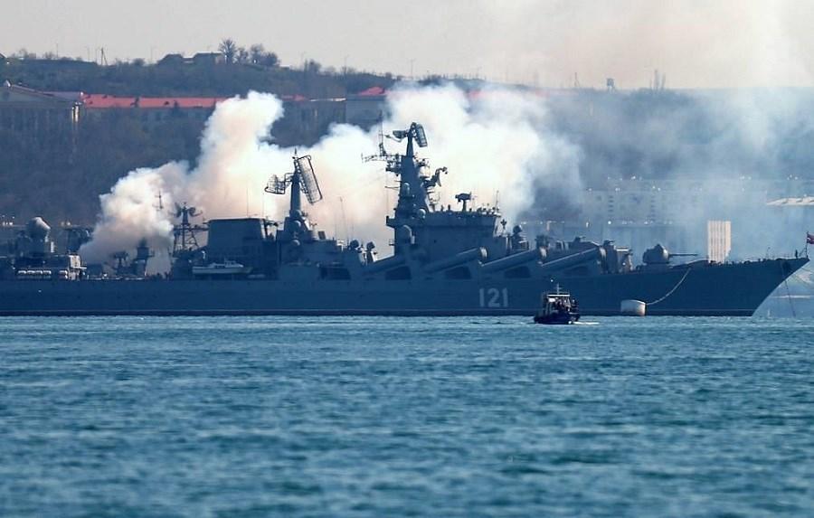 Armadas de Egipto y Rusia inician ejercicios conjuntos en mar Negro.