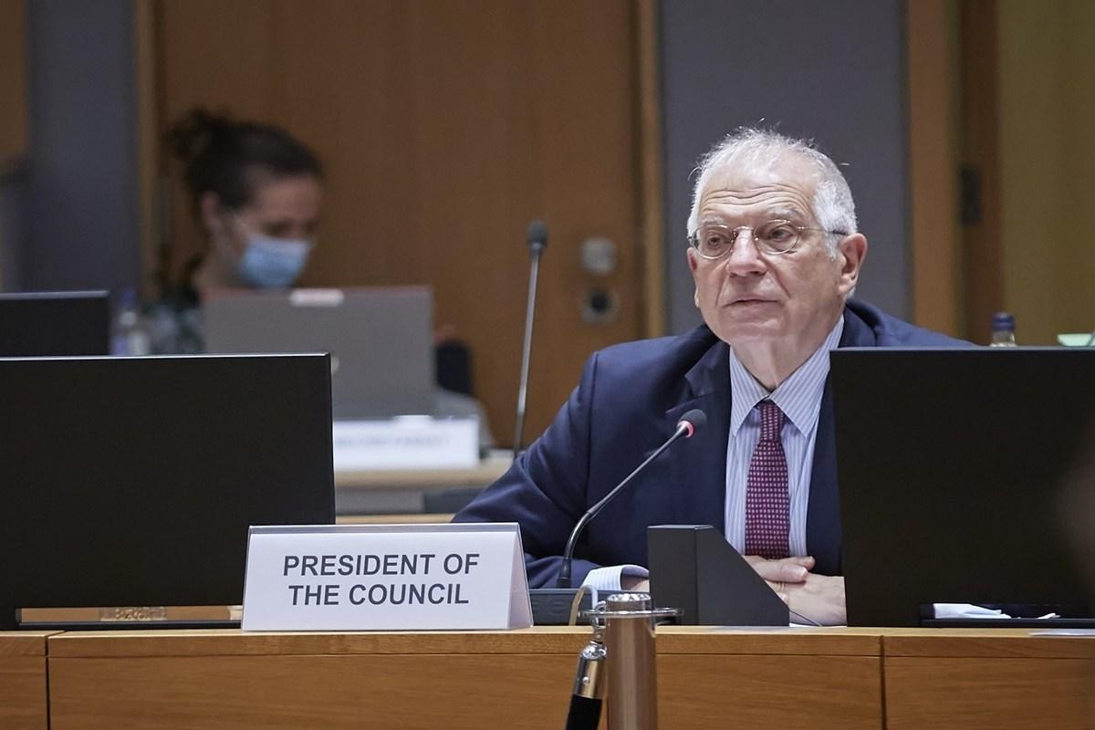 Josep Borrell, alto representante para la Política Exterior de la Unión Europea.