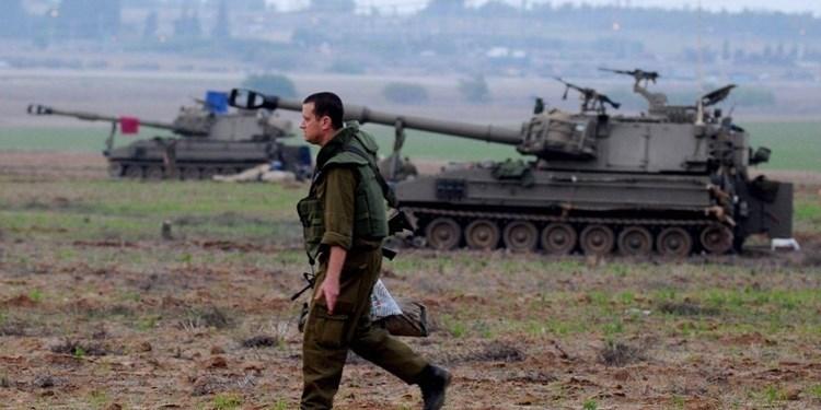 Fuerzas del ejército israelí.