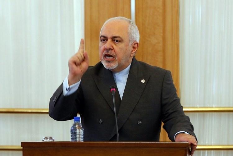 Mohammad Javad Zarif, canciller iraní.