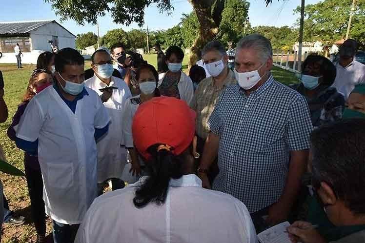 Por primera vez se realizará una visita gubernamental al municipio especial Isla de la Juventud. Foto: Estudios Revolución