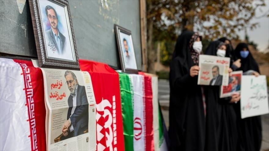 The Times y el contexto del asesinato del científico iraní.