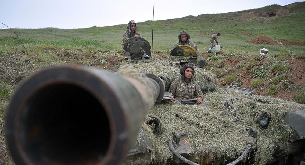 Error de cálculo israelí en el conflicto Nagorno-Karabaj.
