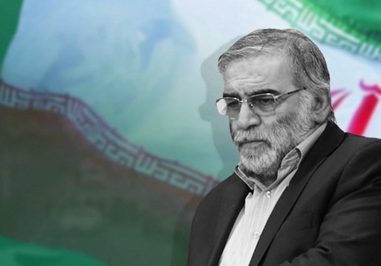 Mohsen Fakhrizadeh, destacado físico iraní asesinado.