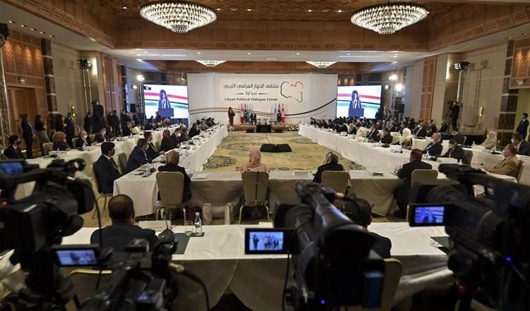 Lanzan nueva ronda de diálogo libio en Túnez.