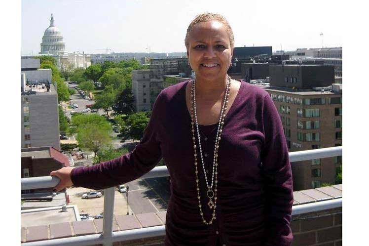 Tina Flournoy, electa jefa del gabinete por Kamala Harris.