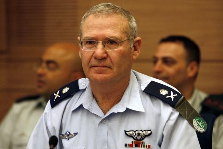 Amos Yadlin, jefe del Instituto de Estudios de Seguridad Nacional (INSS) de (Israel).