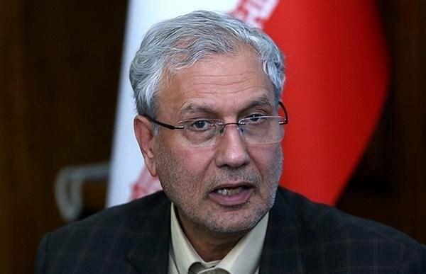 Ali Rabiei, vocero gubernamental.