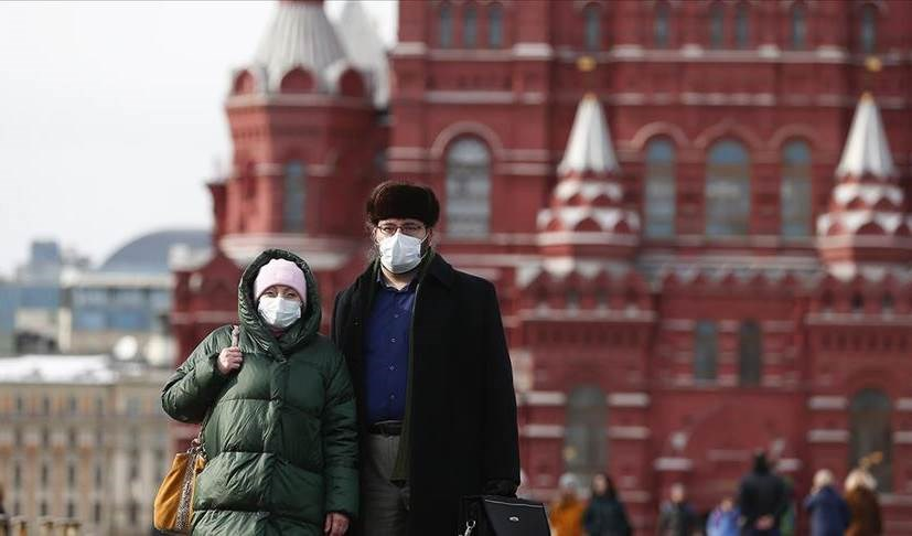 Rusia confirma récord diario de 28 mil 145 casos nuevos de Covid-19.