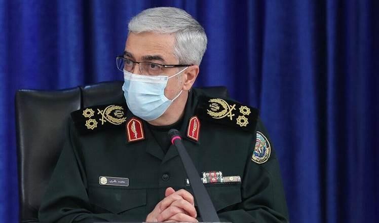 Baqeri: Venganza por Suleimani no tiene fecha de vencimiento