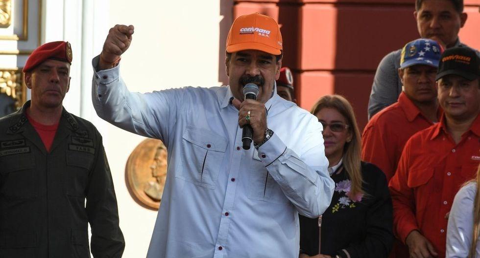 Venezuela anuncia demanda internacional contra EEUU
