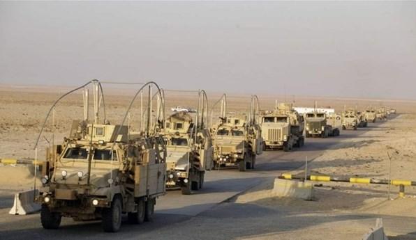 Explota bomba al paso de convoy estadounidense al sur de Bagdad