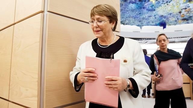 """(Israel) responde a ONU por la """"lista negra"""" y congela lazos con Bachelet"""