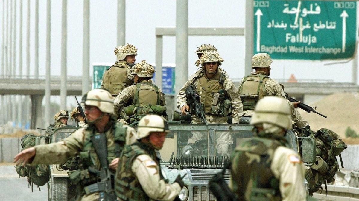 EE.UU. prepara una acción militar en Iraq, opinan expertos