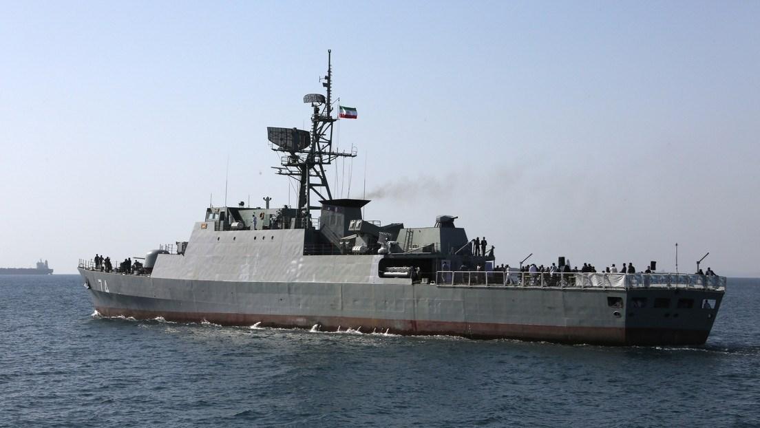 Irán responde a amenazas de Trump de destruir sus embarcaciones