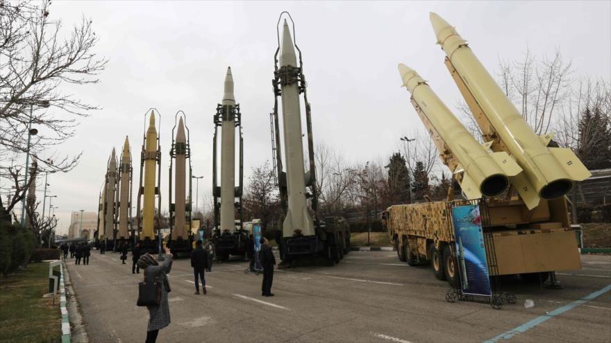 Irán atacará bases de EE.UU. si ve amenazada su seguridad nacional