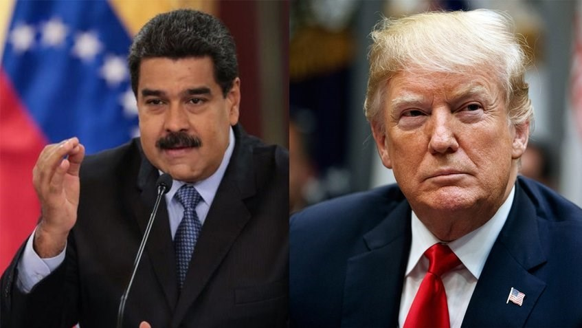 Una guerra en Venezuela, ¿la cortina de humo que necesita Trump?