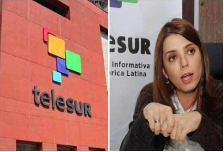 Nueva agresión contra Telesur, suspenden transmisiones en Ecuador, Chile y Venezuela