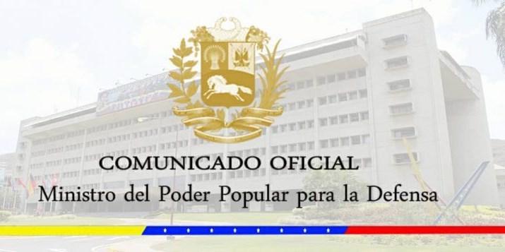 Frustran en Venezuela incursión terrorista marítima procedente de Colombia