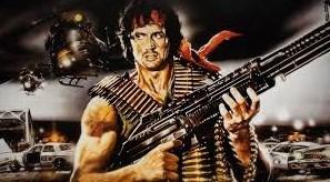 Un Rambo estadounidense contra Venezuela