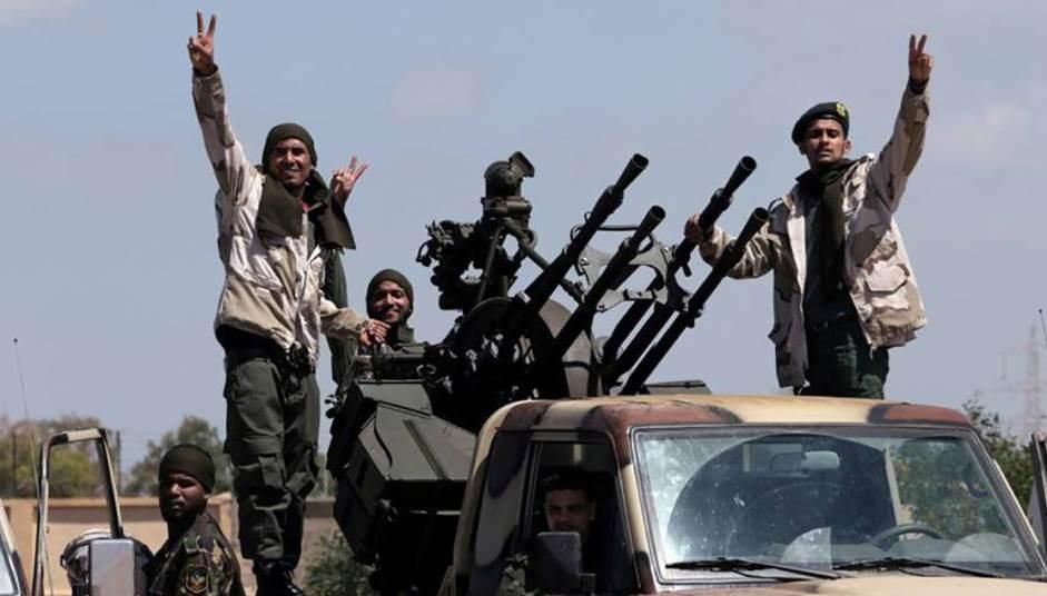 Libia:  fuerzas de general Khalifa Haftar contraatacan en Al-Hishah